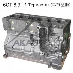 Блок 6СТ - 1Термостат