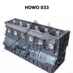 Блок Howo 033