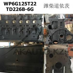 Блок WP6G125T22 / TD226B-6G