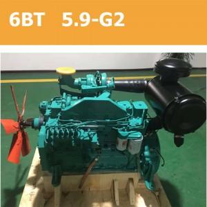 Двигатель 6BT 5.9-G2