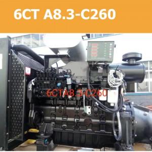 Двигатель 6CT A8.3-C260