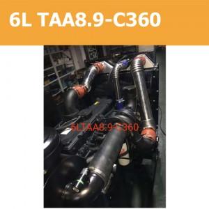 Двигатель 6L TAA8.9-C360