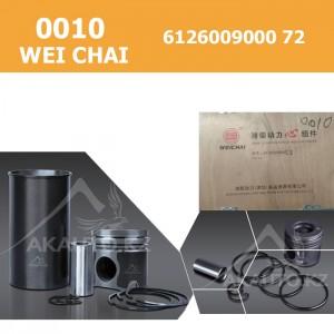 Поршневая группа WeiChai 0010