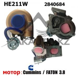 Турбина HE211W (2840684)