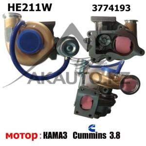 Турбина HE211W (3774193)
